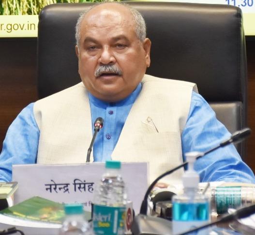 कृषि मंत्री ने नए कृषि कानूनों पर सरकार का रूख दोहराया। कहा-सरकार सभी संबंधित मुद्दों पर बिंदुवार चर्चा करने के लिए तैयार