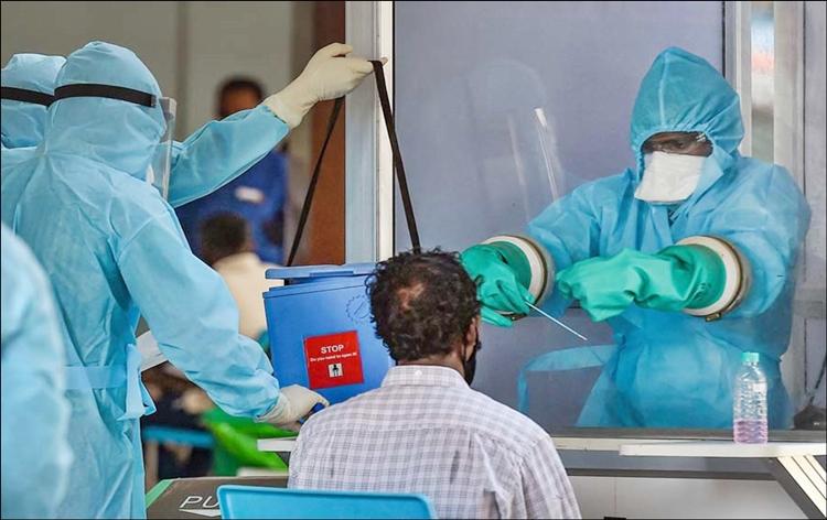 केरल में कोरोना संक्रमण में वृद्धि जारी। स्थिति का जायजा लेने के लिए केन्द्रीय दल आज राज्य के दौरे पर